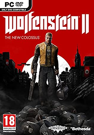 Wolfenstein 2: The New Colossus - PC/DVD