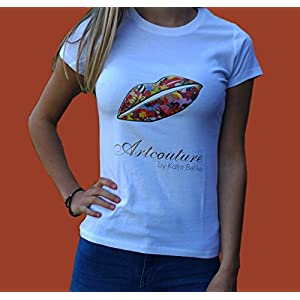Artcouture by Katja Beilke, T-Shirt, Shirt, Frau, Gr. XL, L73cm / B50cm