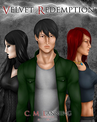 free kindle book Velvet Redemption