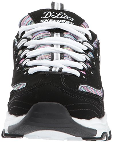 Skechers SkechersDLITES Interlude - DLites Interlude Femme noir/multicolore
