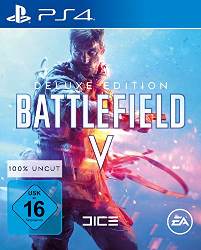 Battlefield V - Deluxe  Edition - [PlayStation 4]