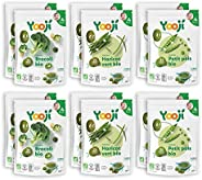 Yooji - Panier Diversification Bébé 4 à 6 mois, Portions de Purées de Légumes Bio pour 2 mois