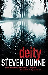 Deity (DI Damen Brook 3) by Steven Dunne (2012-06-21)