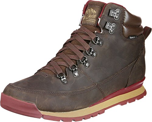 The North Face Back to Berkeley Redux Leather, Bottines Marche Femme