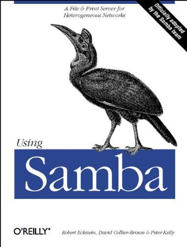 Using Samba: A File and Print Server for Linux, Unix & Mac OS X, 3rd Edition by Carter, Gerald, Ts, Jay, Eckstein, Robert (2007) Paperback