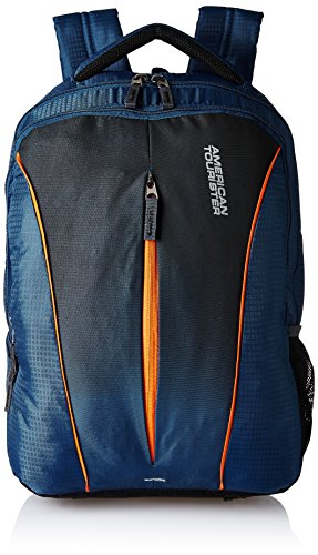 American Tourister 32 Ltrs Blue Laptop Backpack (AMT Juke Laptop BKPK 02 – Blue)