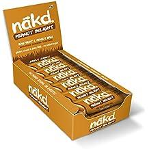 Nakd   Peanut Delight   16 x 35g