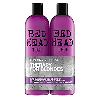 TIGI Bed Head Urban Antidotes Twin Pack Shampoo and Conditioner 750ml from TIGI Bed Head