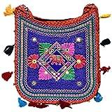 Balaji Lifestyle Women's Clutch/Handbag/Mobile Clutch Of Rajasthani Work Traditional Women Ladies Hand bags