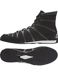 quality design be437 04c5d adidas Scarpe Adizero Boxing, NeroGrigio, 6.5, S77949