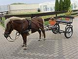 Sulky Cavalettie mit Scheibenbremsen für Shettys / Ponys (bis ca. 1,10m)