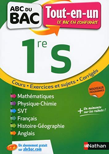 ABC du BAC Tout-en-un 1re S