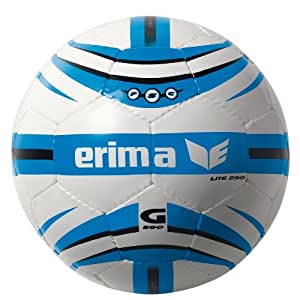 ERIMA Lite 290 Mini ballon de football Enfant Blanc/Bleu 4