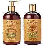 Shea Moisture Intensive Hydration Shampoo & Conditioner Set, 13 FL OZ by Shea Moisture