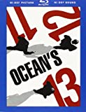 Ocean's 11 - 12 - 13 [Blu-ray] [Import anglais]