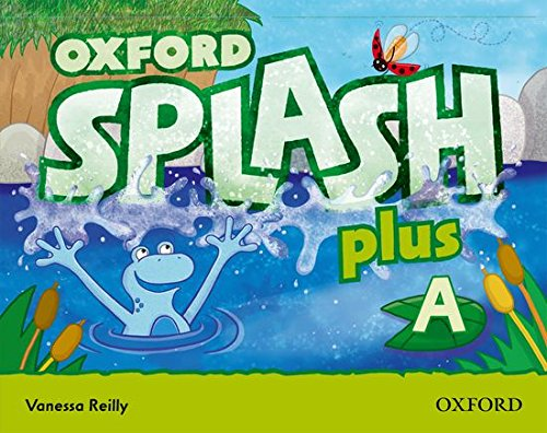 Splash Plus A. Class Book & Songs CD Pack - 9780194025171