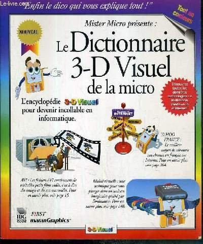Dictionnaire 3D visuel de la micro par MaranGraphics