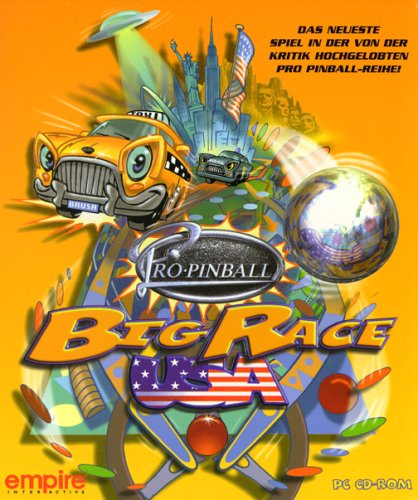 Pro Pinball - Big Race USA -