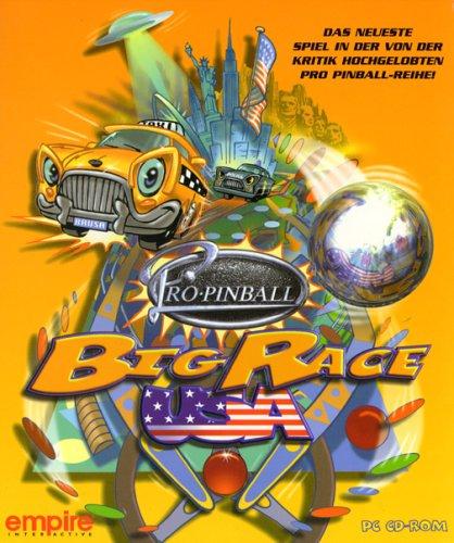 Pro Pinball - Big Race USA -