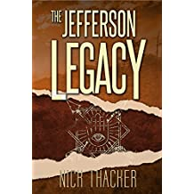 The Jefferson Legacy (Harvey Bennett Thrillers Book 4) (English Edition)