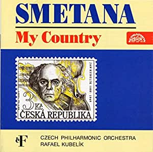 "Smetana : Ma Patrie (""My Country"")"