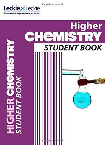 CfE Higher Chemistry Student Book (Student Book) by Tom Speirs (2014-11-19)