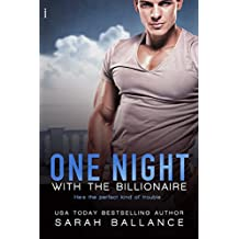 One Night with the Billionaire (Men of the Zodiac Book 9)