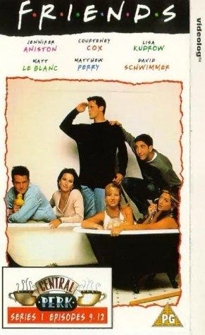 friends-series-1-episodes-9-12-vhs-1995