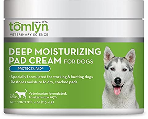 Tomlyn Protecta-Pad Remedy Foot and Elbow Cream Fast-Acting and Natural 4oz