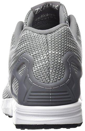 adidas Herren ZX Flux Laufschuhe Mehrfarbig (Grey Two F17/grey Two F17/ftwr White)