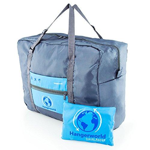 Hangerworld- Bolsa de Viaje Plegable 48cm