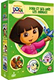 Dora l'exploratrice - Coffret - Dora et ses amis les animaux
