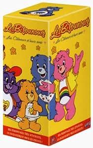 Coffret les Bisounours 3 VHS - Vol.2 : La Lampe magique / Le Manège des Câlinours / Les Câlinours et leurs amis