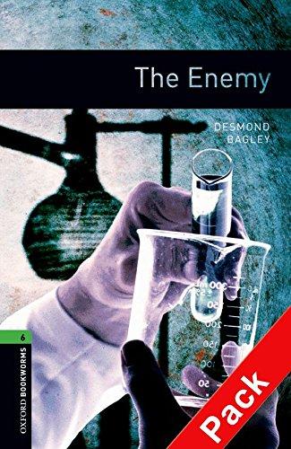 Oxford Bookworms Library: Oxford Bookworms 6. The Enemy CD Pack: 2500 Headwords por Desmond Bagley