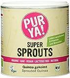 Purya Bio Super Sprouts - Quinoa gekeimt, 1er Pack (1 x 220 g)