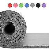 Reehut Gymnastikmatte, für Yoga & Pilates geeignet - 5