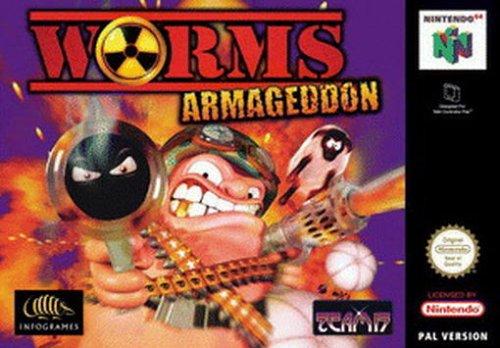Worms Armageddon gebraucht kaufen  Wird an jeden Ort in Deutschland