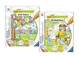 tiptoi Ravensburger Schul-Bücher Set - Erste Zahlen und Vorschulwissen