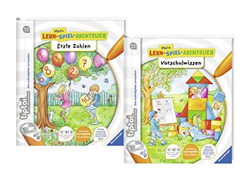 Ravensburger tiptoi ® Schul-Bücher Set - Erste Zahlen und Vorschulwissen