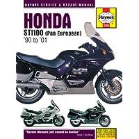 Honda ST1100 Pan European (1990-2001) Service and Repair Manual (Haynes Service and Repair Manuals)