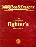 Advanced dungeons & dragons, the complete fighter's handbook: player's handbook rules supplement