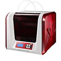 XYZ Printing da Vinci Jr. 2.0 Mix 3D printer, FREE for: �?24 600g PLA filament, �?15 maintenance tools, modelling software, and video tutorials, Dual-feeding, Wireless, 15x15x15cm Built Vol.