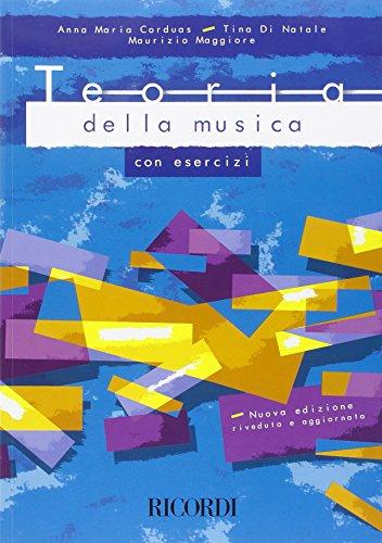 TEORIA DELLA MUSICA CON ESERCIZI