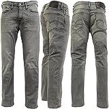 Levi's Herren Straight Jeans 514, Grau (Grey Asphalt T2 1070), W32/L34