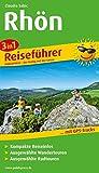 Rhön: 3in1-Reiseführer für Ihren Aktiv-Urlaub, kompakte Reiseinfos, ausgewählte Rad- und Wandertouren, Karten im idealen Maßstab (Reiseführer / RF)