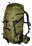 Rucksack 40L TASHEV EIGER Kletterrucksack aus Cordura Trekking Rucksack Daypack