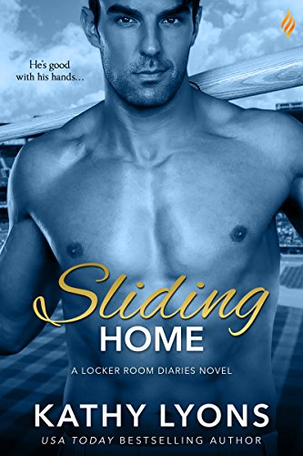 Sliding Home (Locker Room Diaries) by [Lyons, Kathy]
