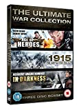 Ultimate War Collection (3 Dvd) [Edizione: Regno Unito] [Import anglais]