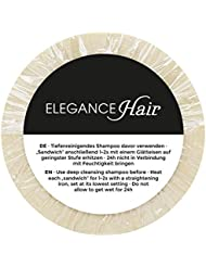 ELEGANCE-HAIR® Ruban Adésif - EXTRA FORT - Double Face Transparent 2,7m longue & 12mm large pour Extensions Adhésives
