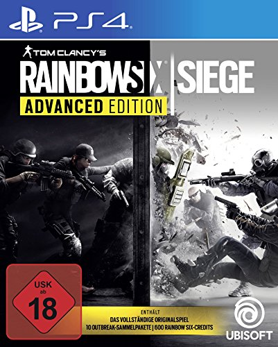 Tom Clancy's Rainbow Six Advanced Edition - [PlayStation 4]